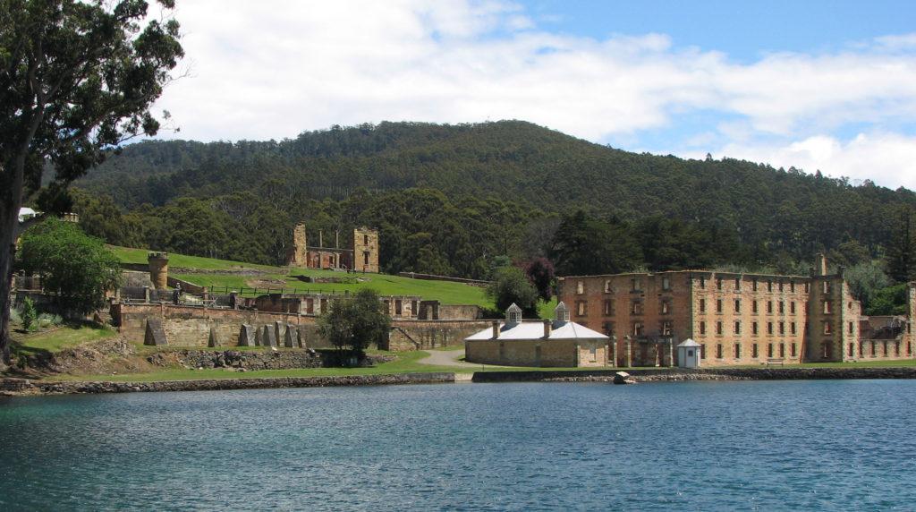 Views of Port Arthur Historic Site.