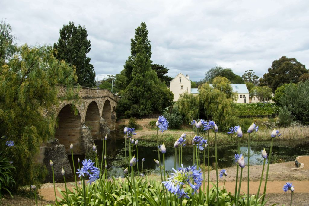 Visit the town of Richmond in Tasmania to see Australia's oldest bridge. It was built by convicts in 1823.