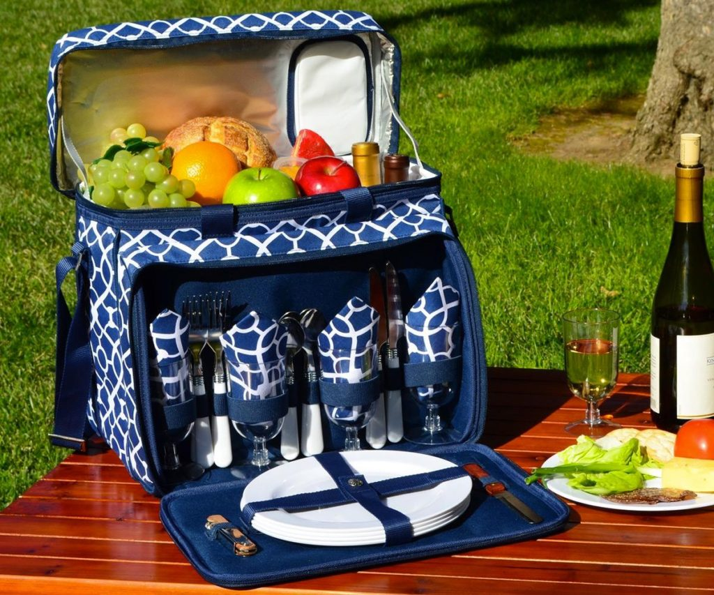 A picnic can save you money but be enjoyable at the same time.