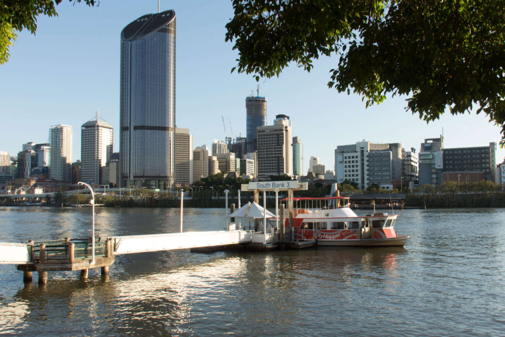 Explore Brisbane on a Budget with a Free Cityhopper Ferry