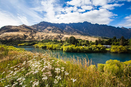 Karawau River - Queenstown Trail