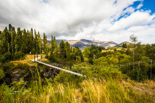 Edgar Bridge - Queenstown Trail