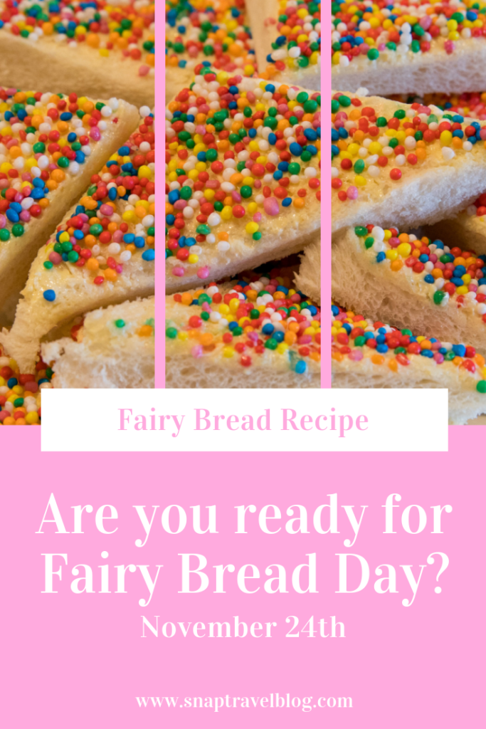 Are you ready for Fairy Bread Day. Download the Fairy Bread Recipe.