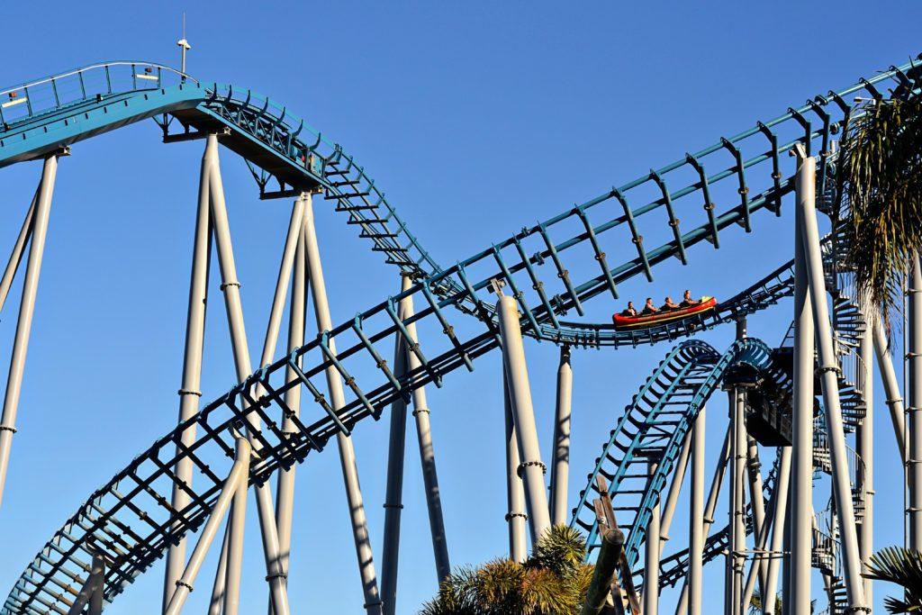 Qld Bucket List - Gold Coast Theme Parks