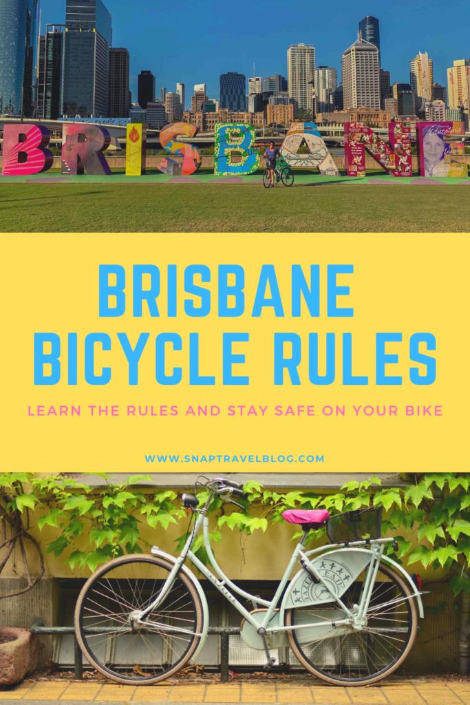 Brisbane Bicycle Rules