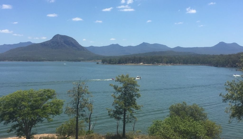 Lake Moogerah is one of the best picnic spots in Brisbane and South East Queensland