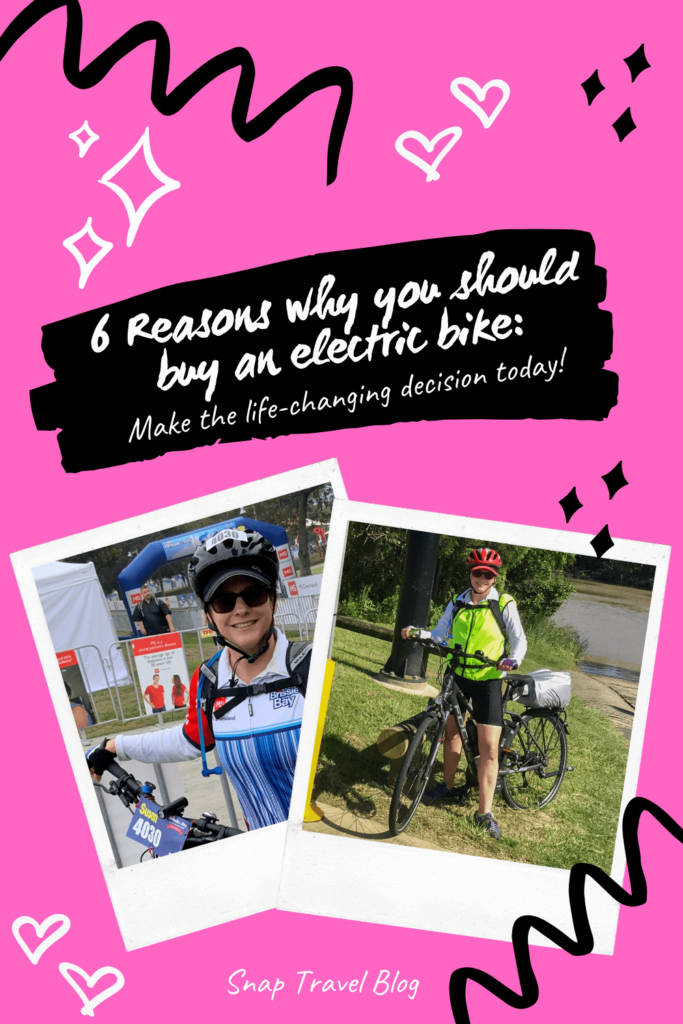 6 Reasons why you should buy an electric bike: Make the life-changing decision today! - Snap Travel Blog